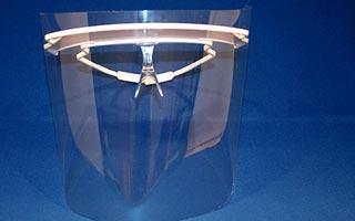 Full View Face Visor System