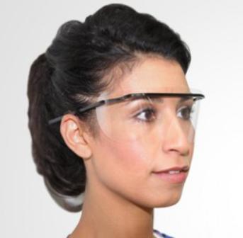 Eyeshield Lenses and Frames