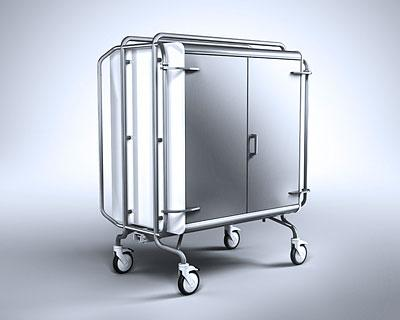 Getinge - SMART Distribution Trolley Hard Cover